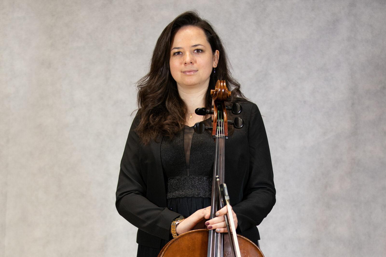 Yuliia Bezushkevych