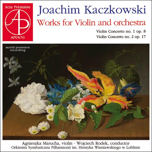 okładka płyty joachim Kaczkowski - martwa natura