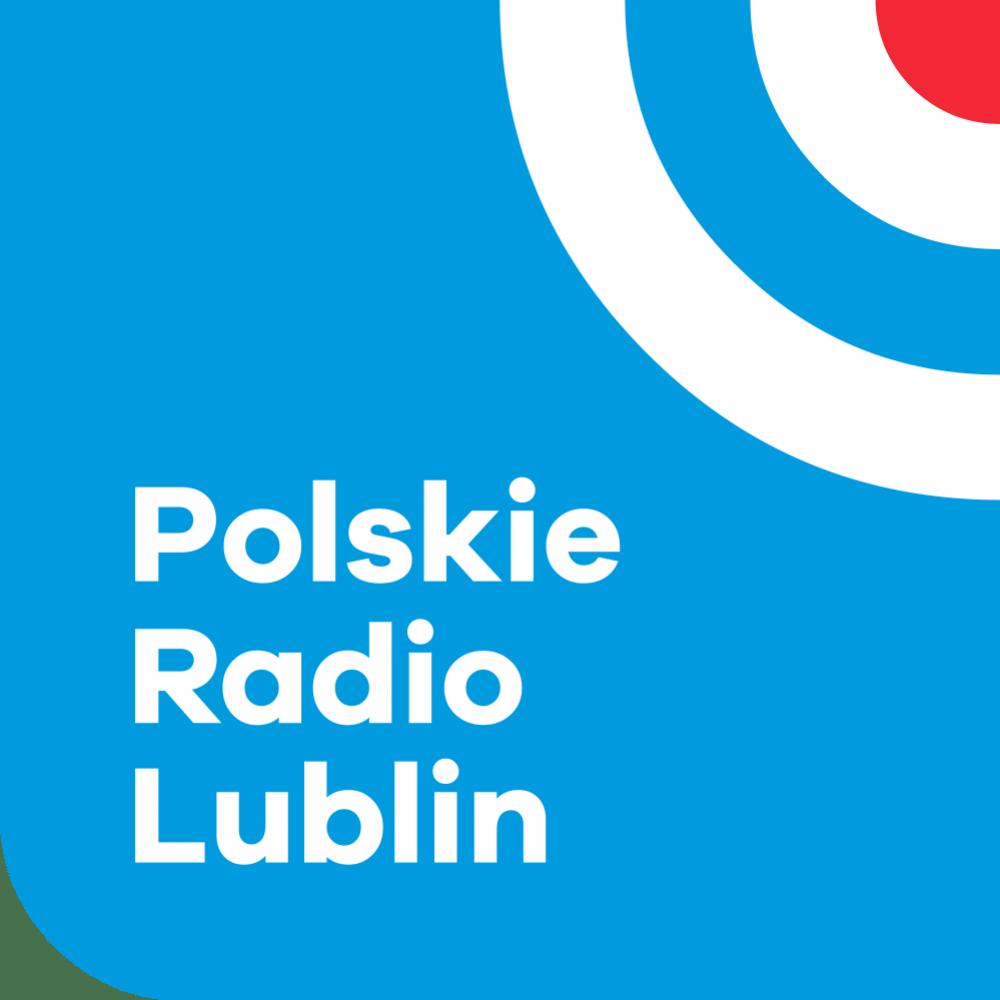 Logo polskiego Radio Lublin - niebieskie