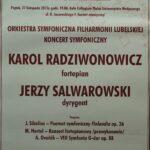 27.11.2015 Koncert symfoniczny