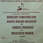 20.02.2015 Koncert symfoniczny