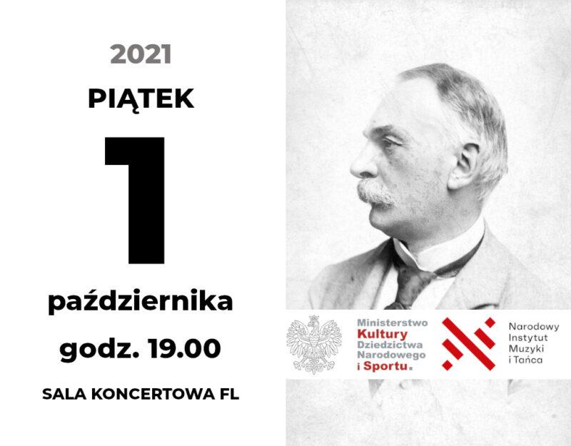 Koncert symfoniczny. Władysław Żeleński w 100-lecie śmierci