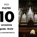 Koncert Symfoniczny – Mistrzowski Kurs Organowy