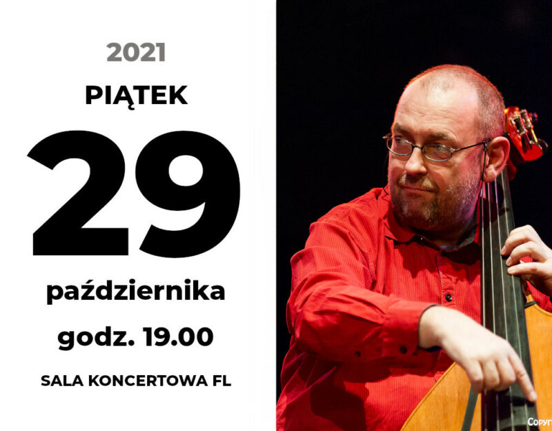 Zaduszki Jazzowe. Mariusz Bogdanowicz i przyjaciele