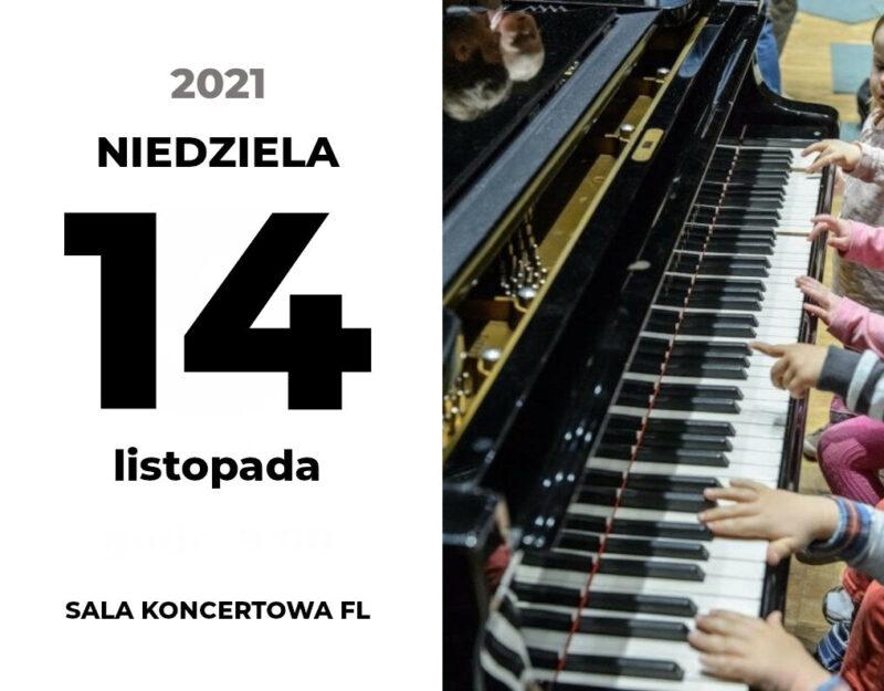 """Filharmonia dla malucha """"Poloneza czas zacząć"""""""