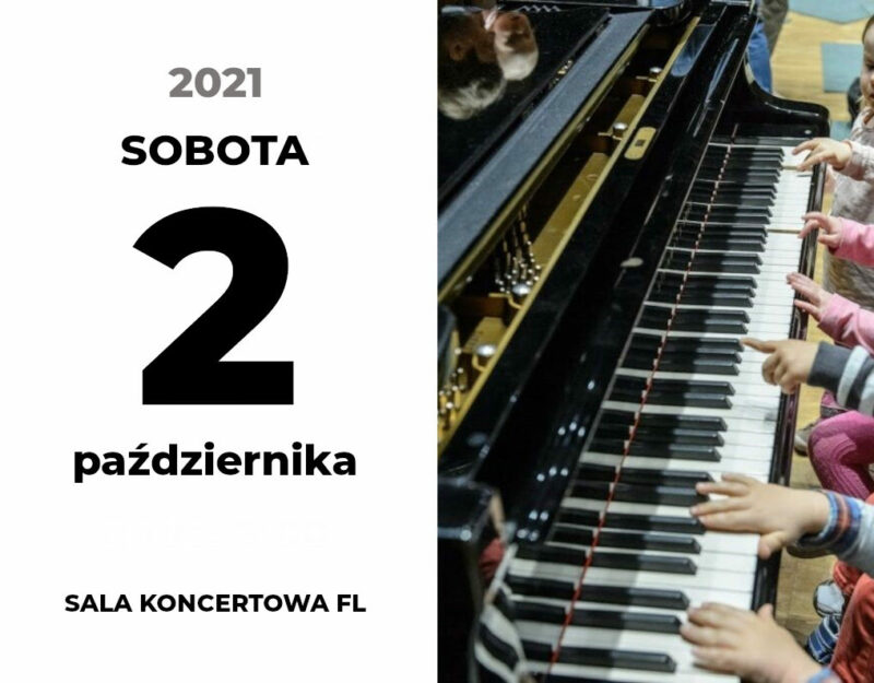 """Filharmonia dla malucha – """"Jesienne zbiory"""""""