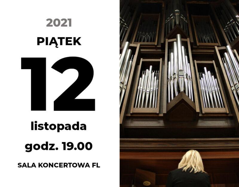 """Recital organowy – """"The Well Syncopated Organ"""""""